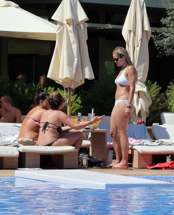 Rita Ora 2013 : Rita Ora in bikini -11