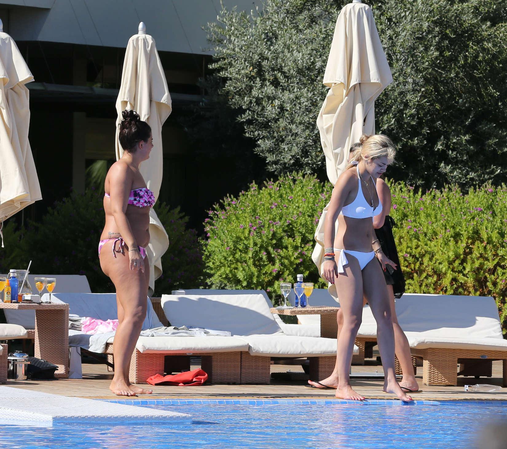 Rita Ora 2013 : Rita Ora in bikini -19