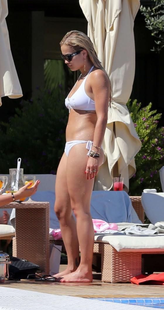 Rita Ora 2013 : Rita Ora in bikini -23
