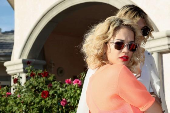 Rita Ora at Lacoste LiVE Pool Party at Coachella -06
