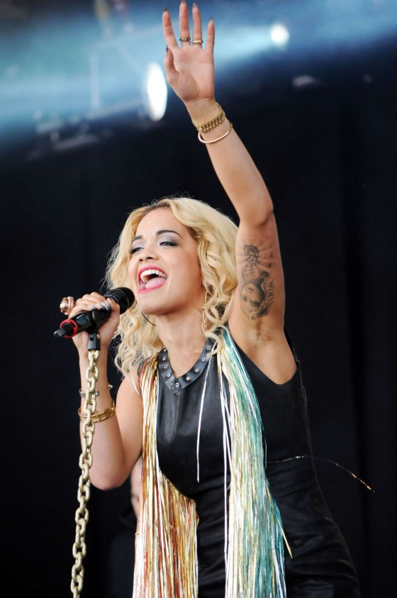 Rita Ora – Live at T In The Park-13