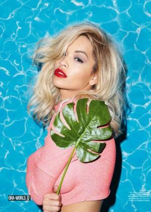Rita Ora - Modzik Magazine 2014