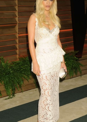 Rita Ora: Oscar 2014 - Vanity Fair Party -02