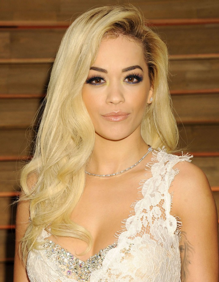 Rita Ora: Oscar 2014 - Vanity Fair Party -08