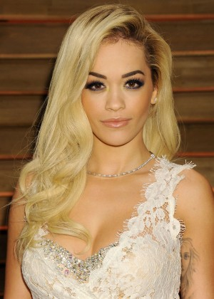 Rita Ora: Oscar 2014 - Vanity Fair Party -10