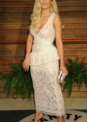 Rita Ora: Oscar 2014 - Vanity Fair Party -11