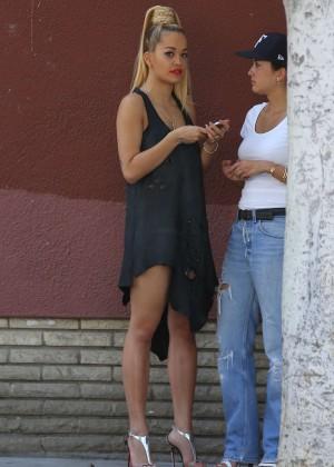 Rita Ora - Out in LA
