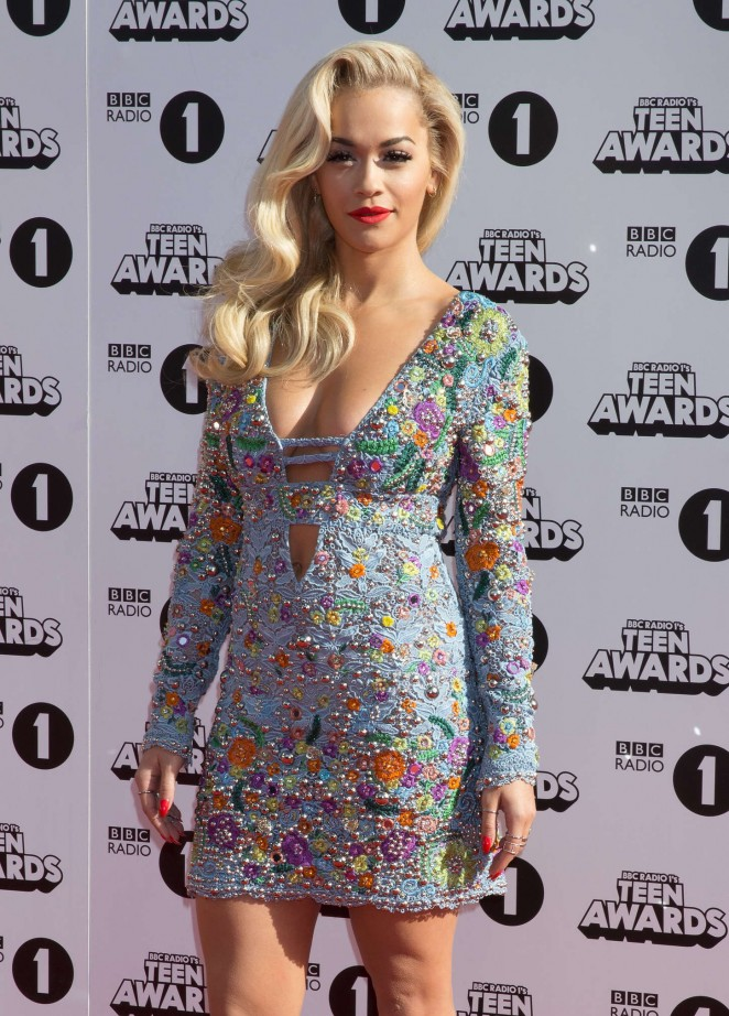 Rita Ora - 2014 Radio One Teen Awards in London