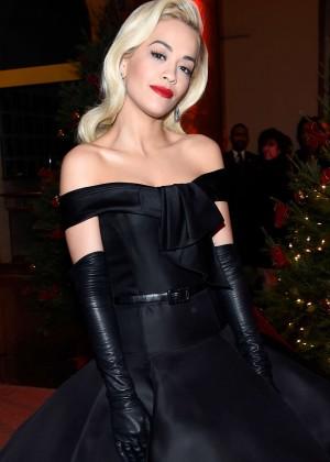Rita Ora - 'TNT Christmas in Washington 2014' in Washington