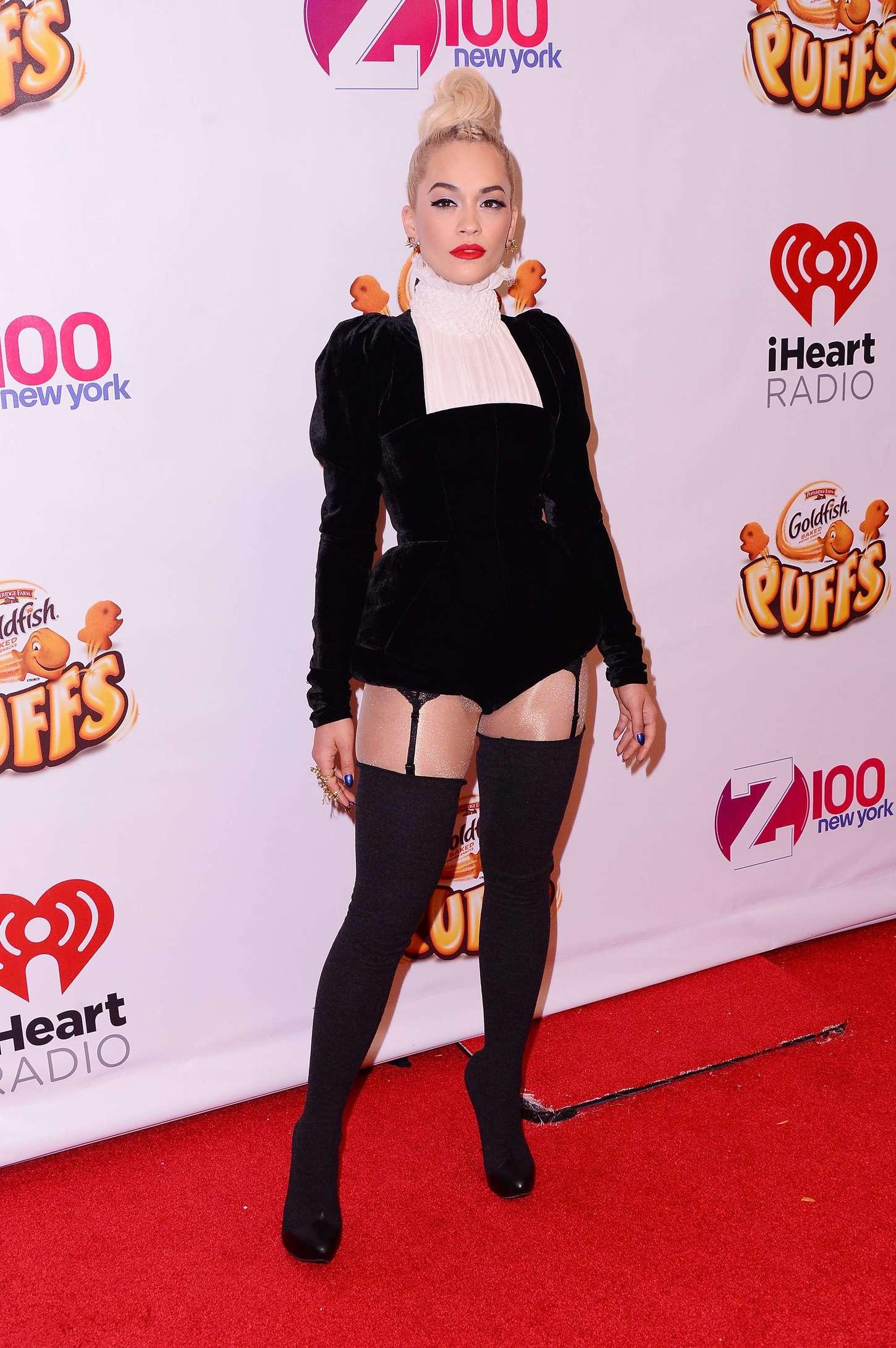 Rita Ora 2014 : Rita Ora: Z100s Jingle Ball 2014 -04