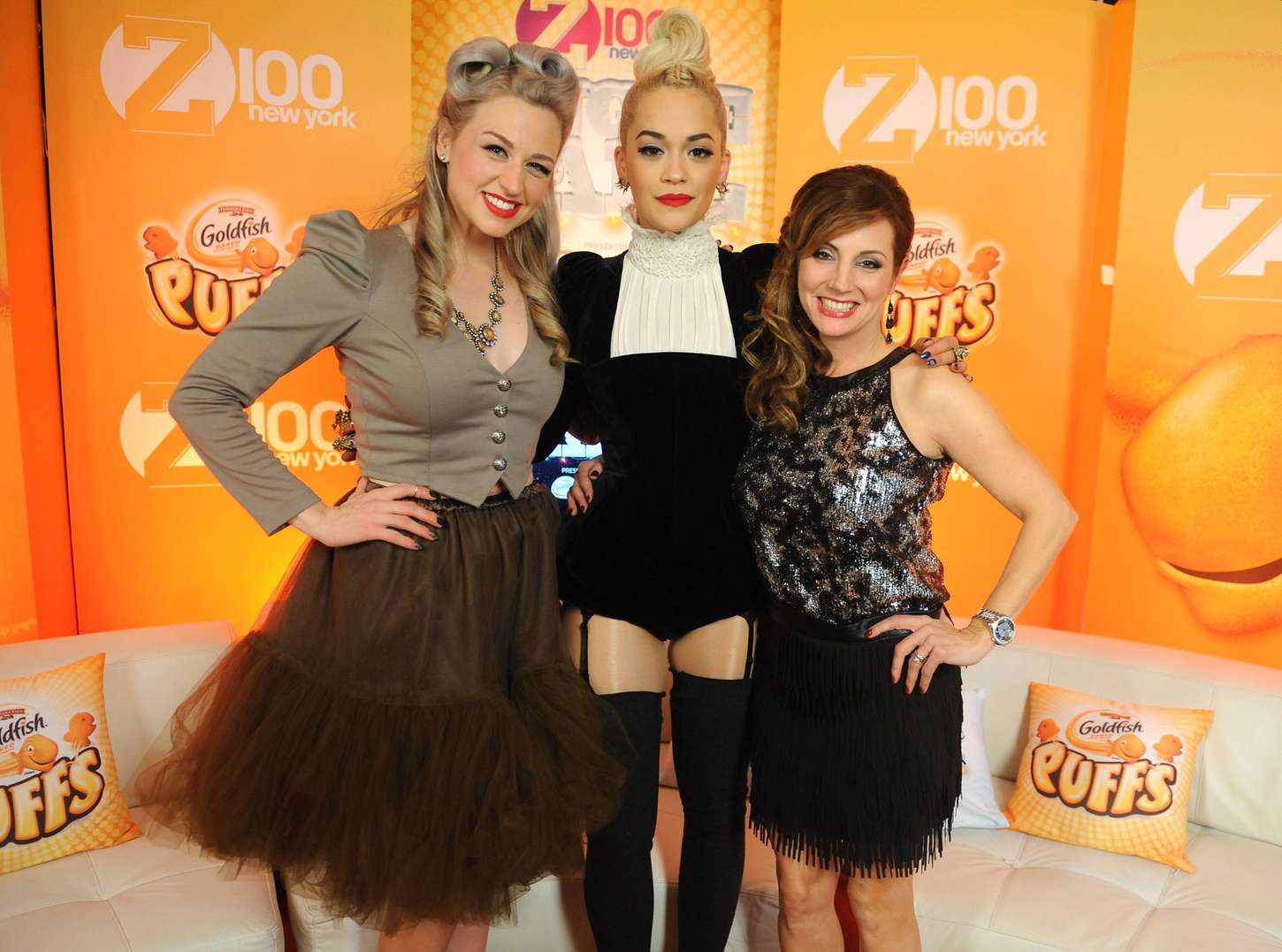 Rita Ora 2014 : Rita Ora: Z100s Jingle Ball 2014 -13