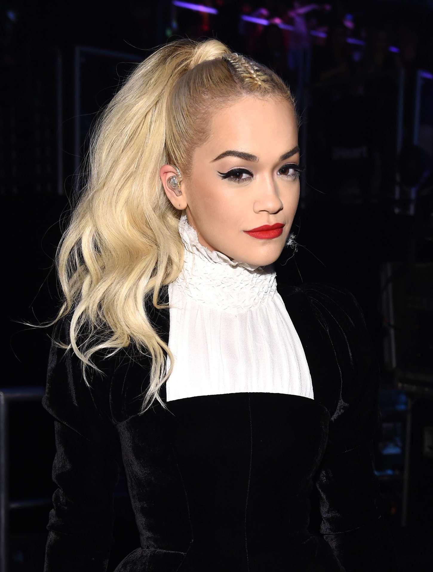 Rita Ora 2014 : Rita Ora: Z100s Jingle Ball 2014 -16