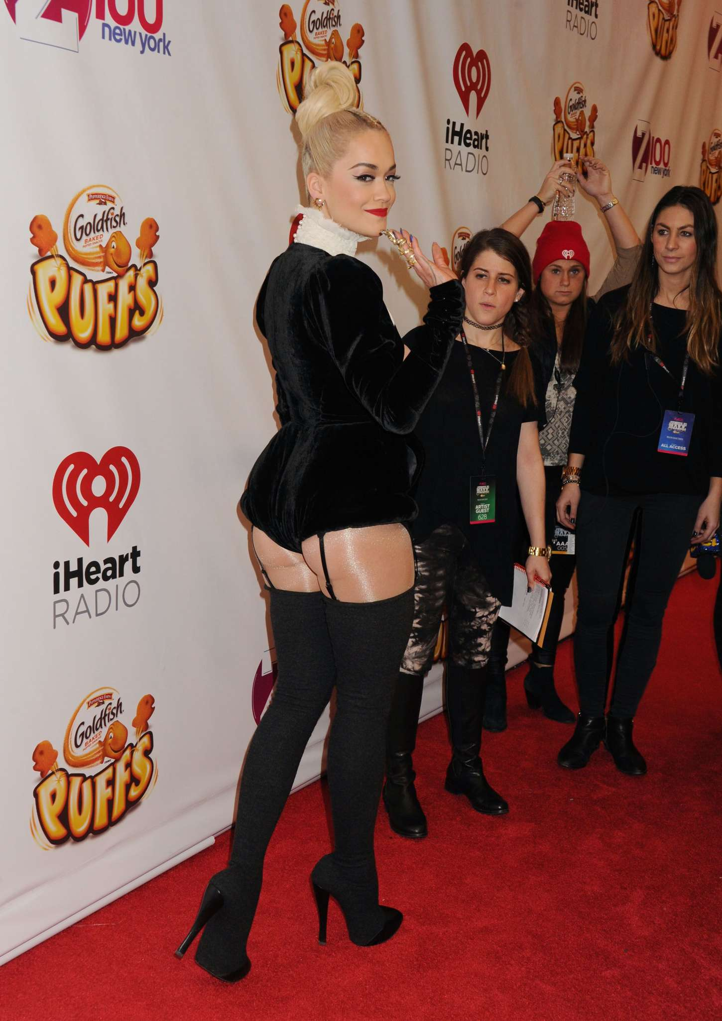 Rita Ora 2014 : Rita Ora: Z100s Jingle Ball 2014 -18