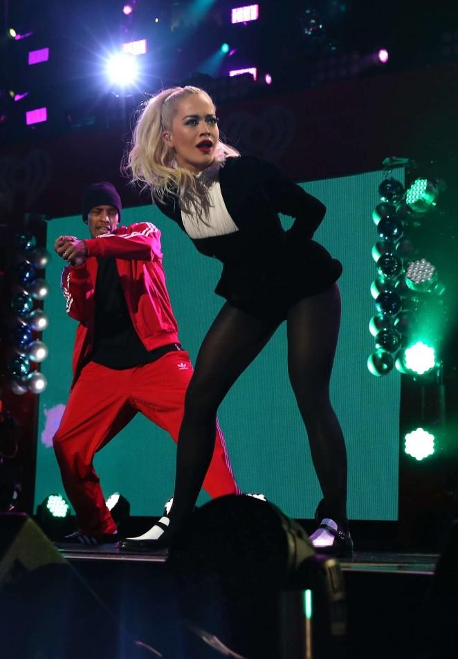Rita Ora 2014 : Rita Ora: Z100s Jingle Ball 2014 -20