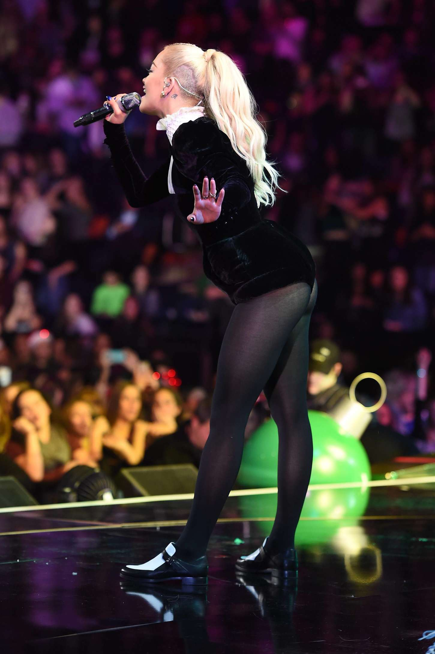 Rita Ora 2014 : Rita Ora: Z100s Jingle Ball 2014 -21