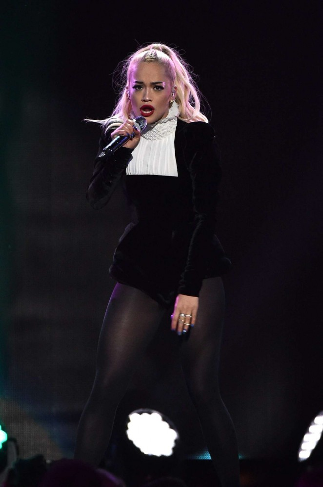 Rita Ora 2014 : Rita Ora: Z100s Jingle Ball 2014 -22