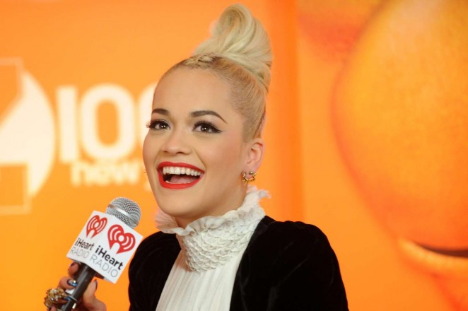 Rita Ora 2014 : Rita Ora: Z100s Jingle Ball 2014 -23