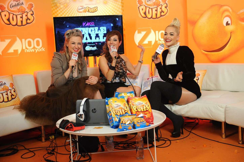 Rita Ora 2014 : Rita Ora: Z100s Jingle Ball 2014 -25