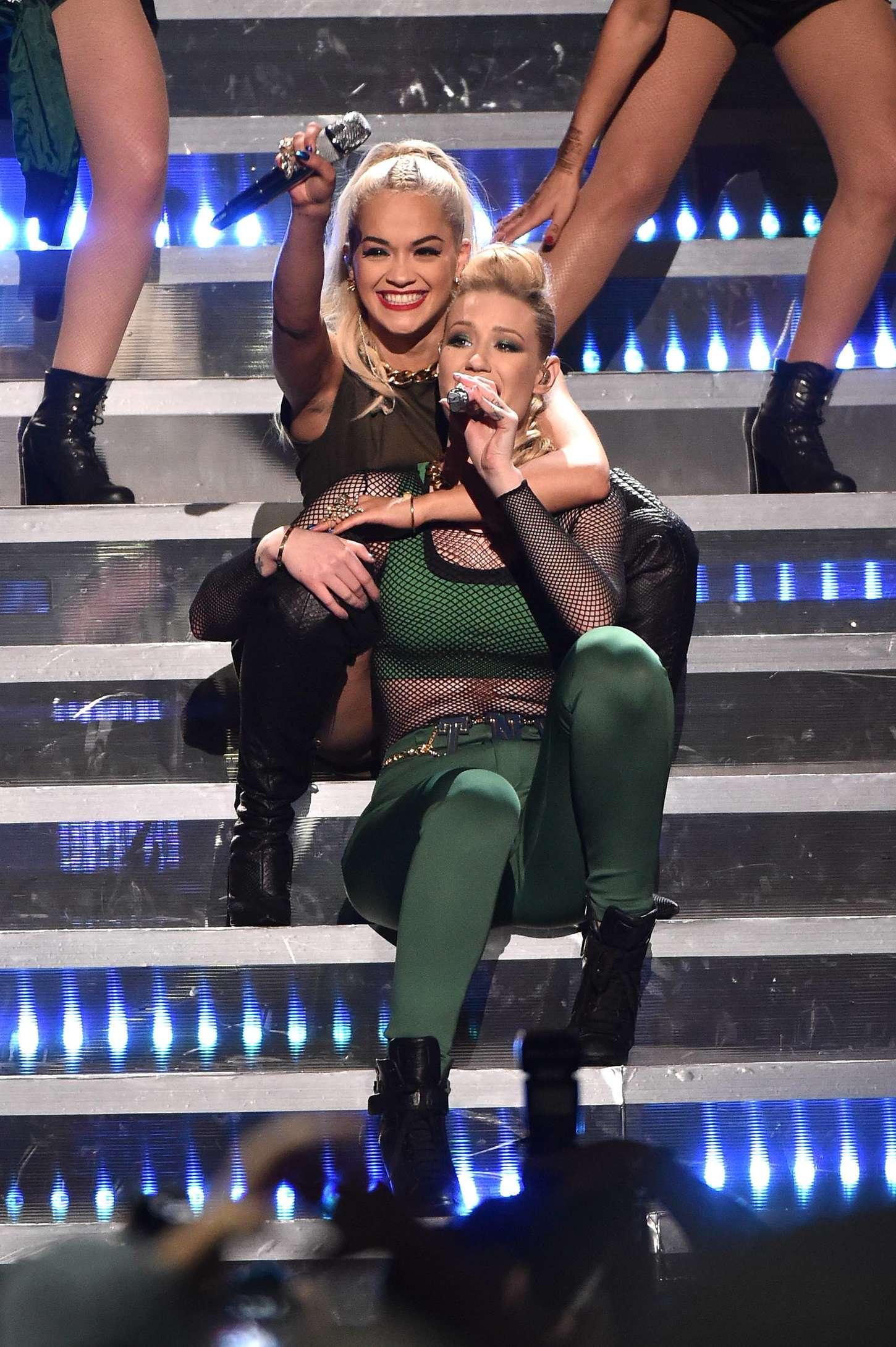 Rita Ora 2014 : Rita Ora: Z100s Jingle Ball 2014 -32