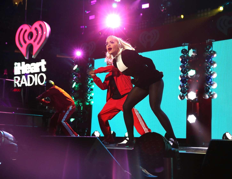 Rita Ora 2014 : Rita Ora: Z100s Jingle Ball 2014 -38
