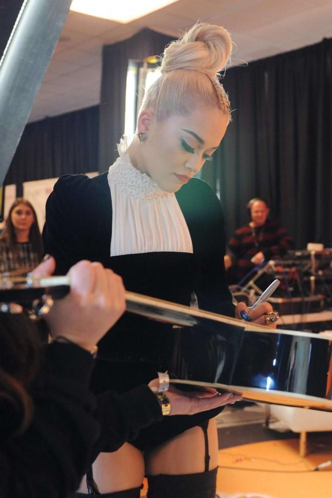 Rita Ora 2014 : Rita Ora: Z100s Jingle Ball 2014 -40