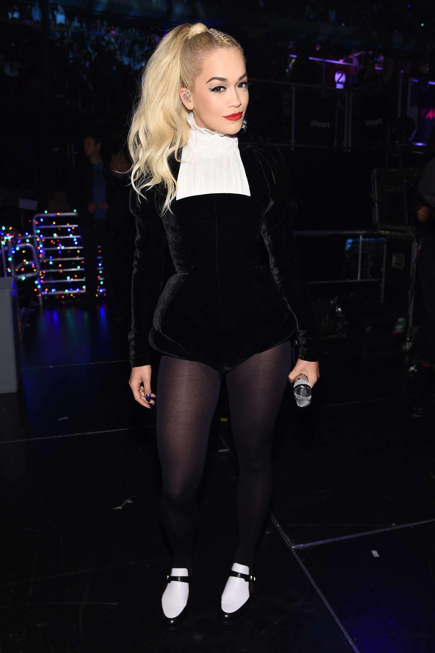 Rita Ora 2014 : Rita Ora: Z100s Jingle Ball 2014 -41