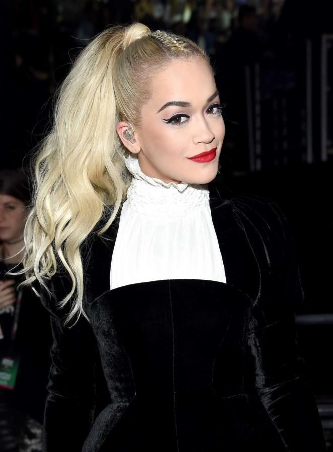 Rita Ora 2014 : Rita Ora: Z100s Jingle Ball 2014 -44