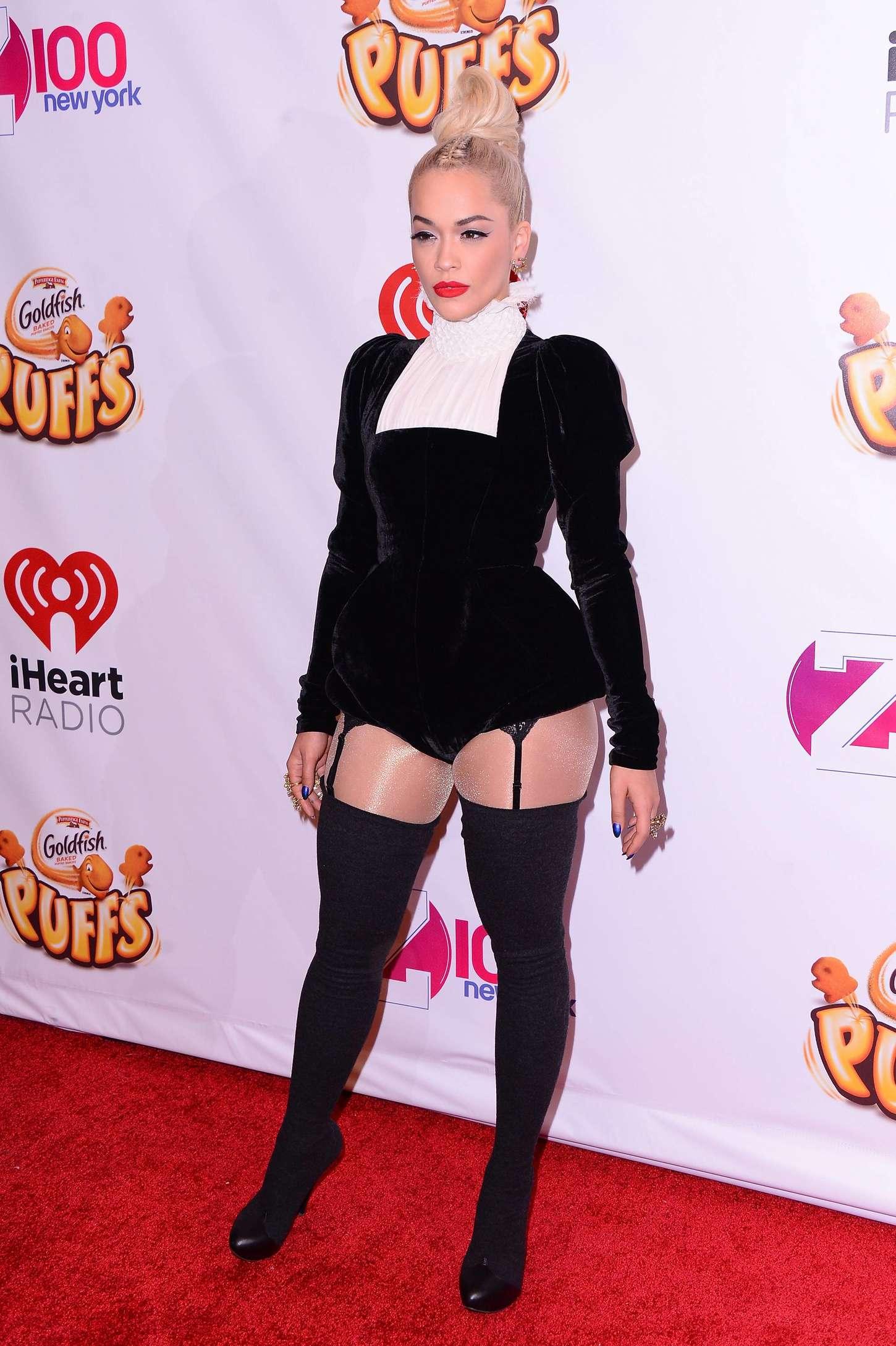 Rita Ora 2014 : Rita Ora: Z100s Jingle Ball 2014 -50