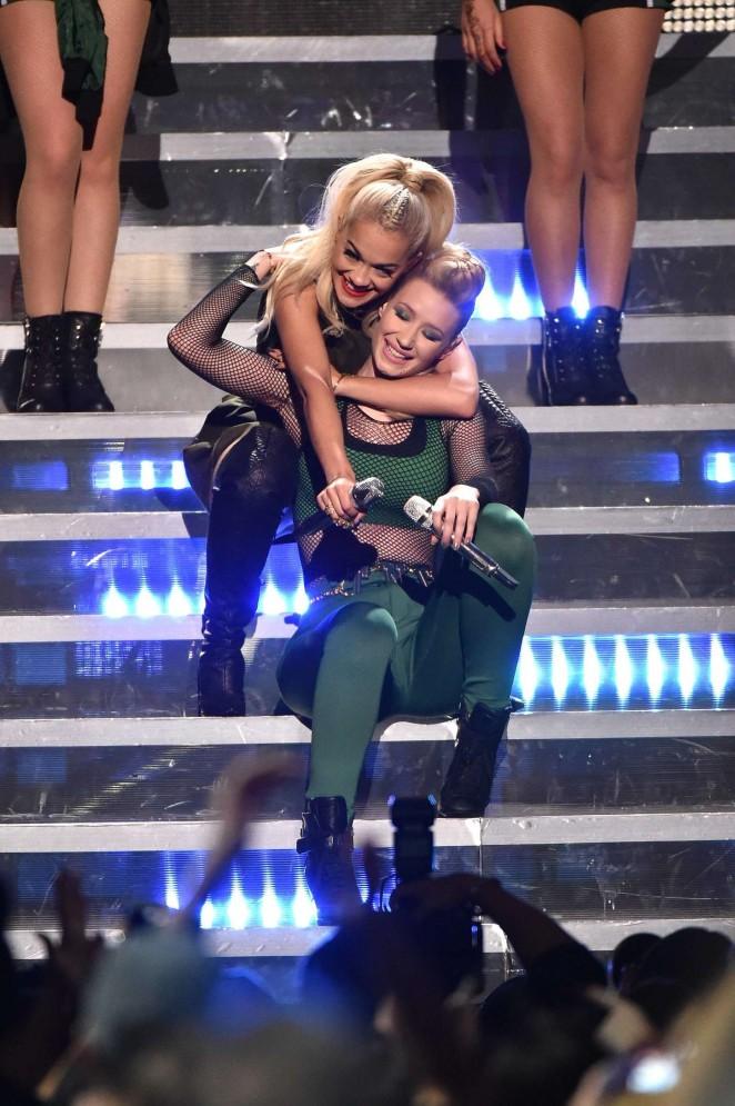 Rita Ora 2014 : Rita Ora: Z100s Jingle Ball 2014 -51