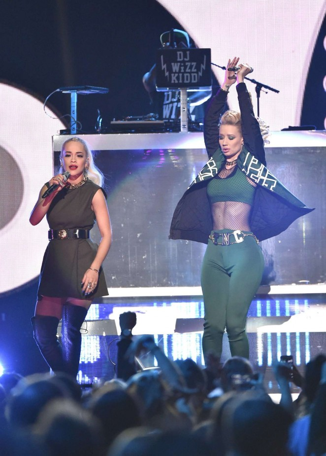Rita Ora 2014 : Rita Ora: Z100s Jingle Ball 2014 -55
