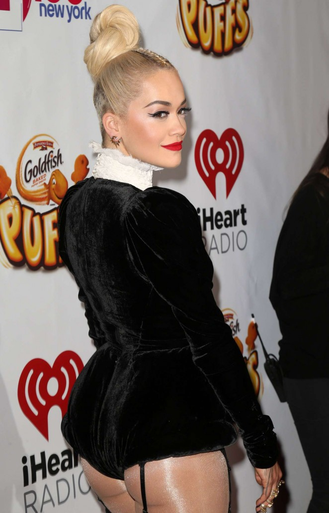 Rita Ora: Z100s Jingle Ball 2014 -56