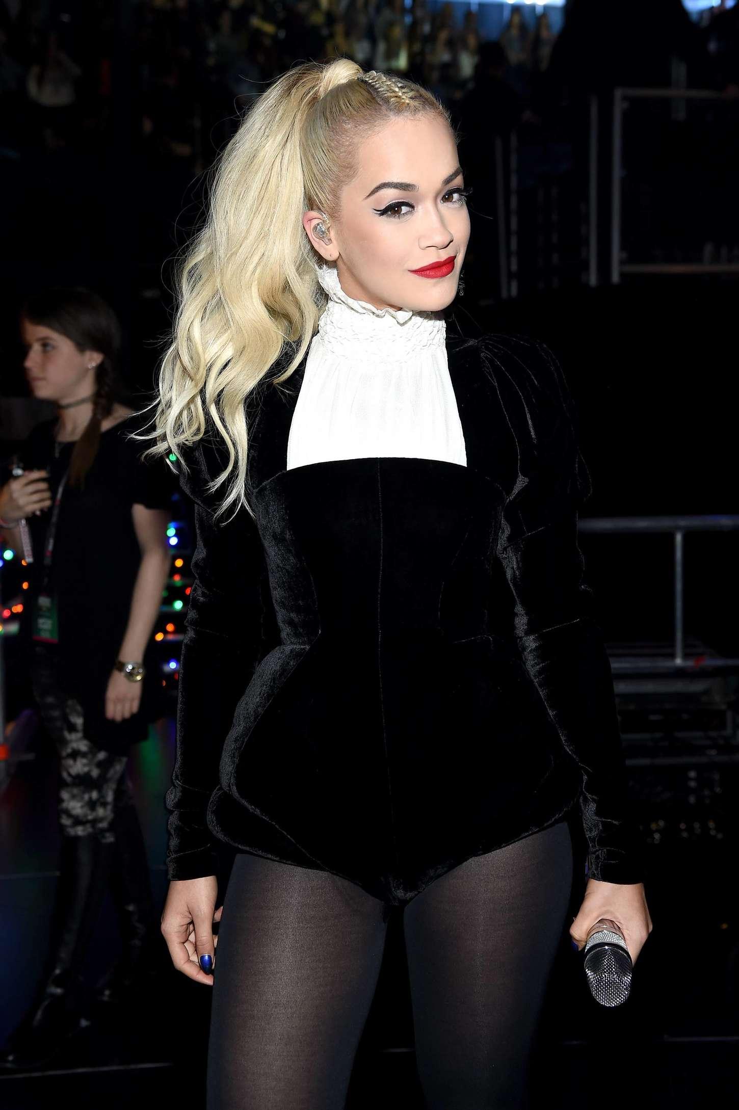 Rita Ora 2014 : Rita Ora: Z100s Jingle Ball 2014 -57