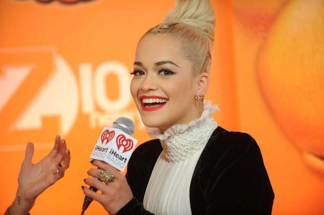 Rita Ora 2014 : Rita Ora: Z100s Jingle Ball 2014 -58