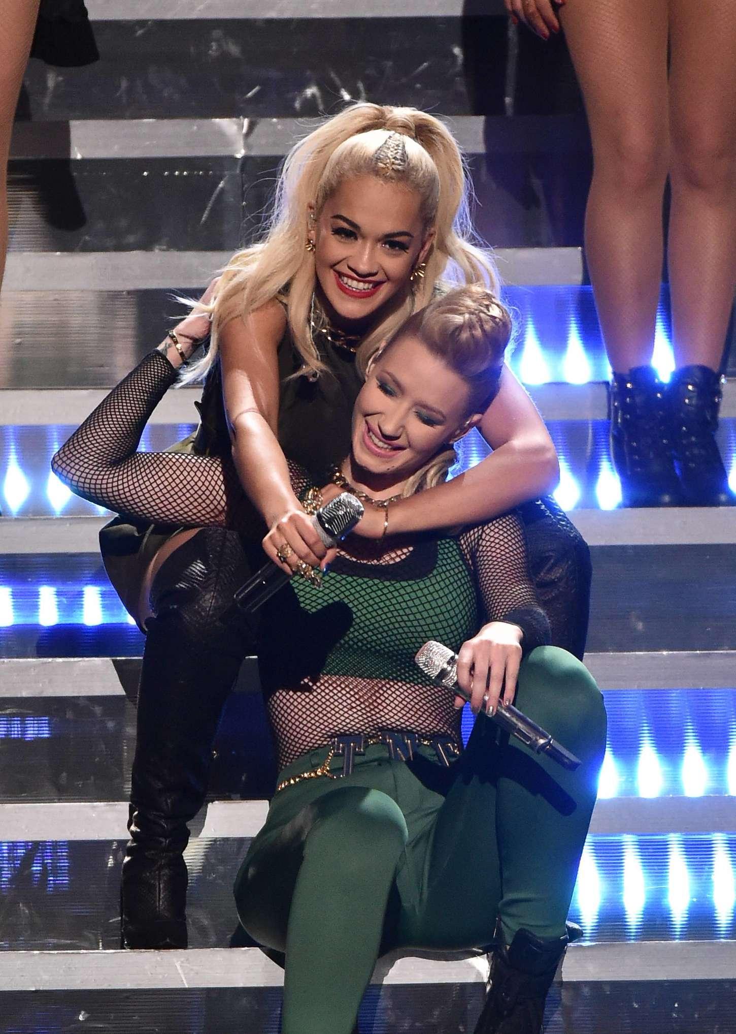 Rita Ora 2014 : Rita Ora: Z100s Jingle Ball 2014 -59