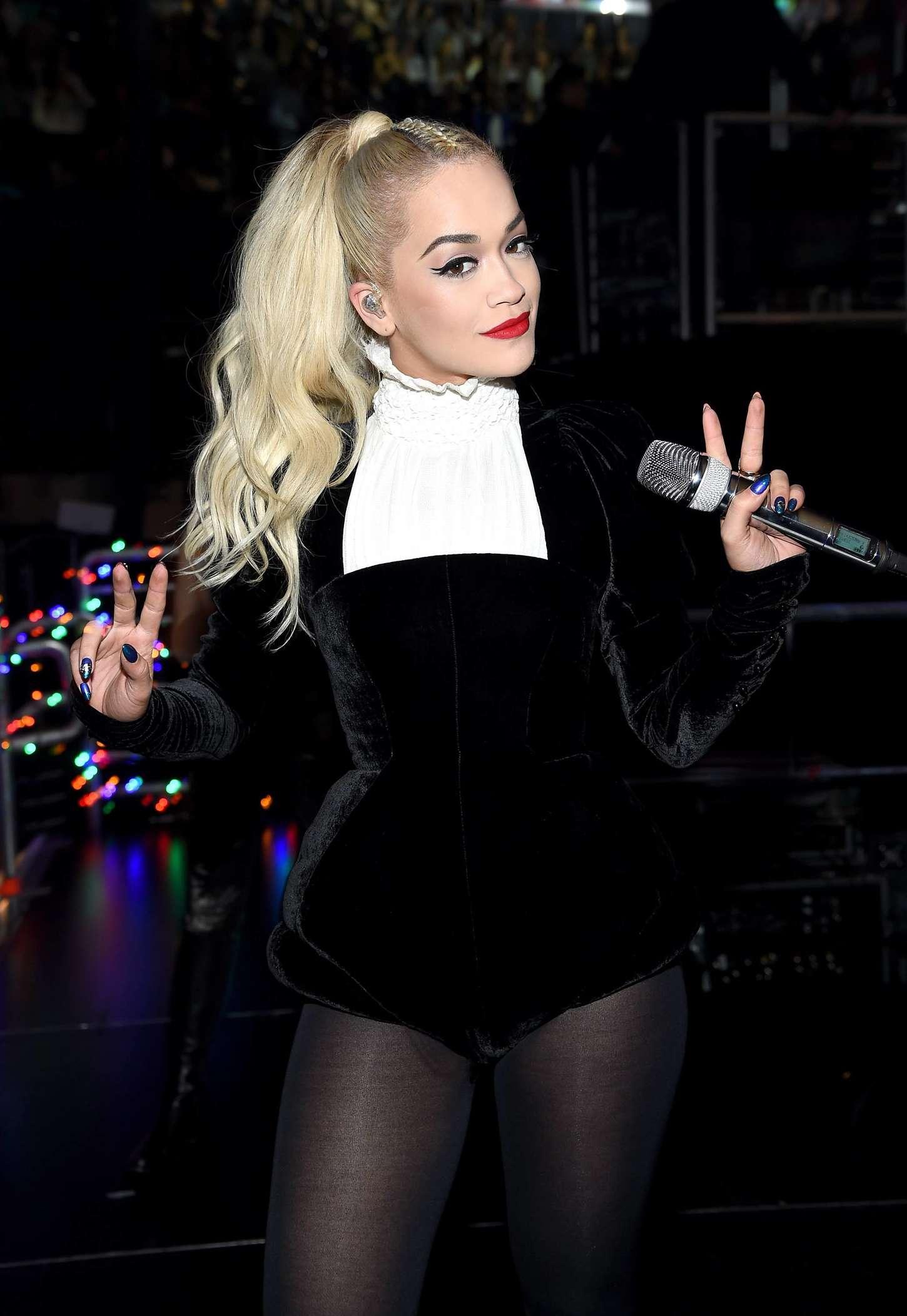Rita Ora 2014 : Rita Ora: Z100s Jingle Ball 2014 -66
