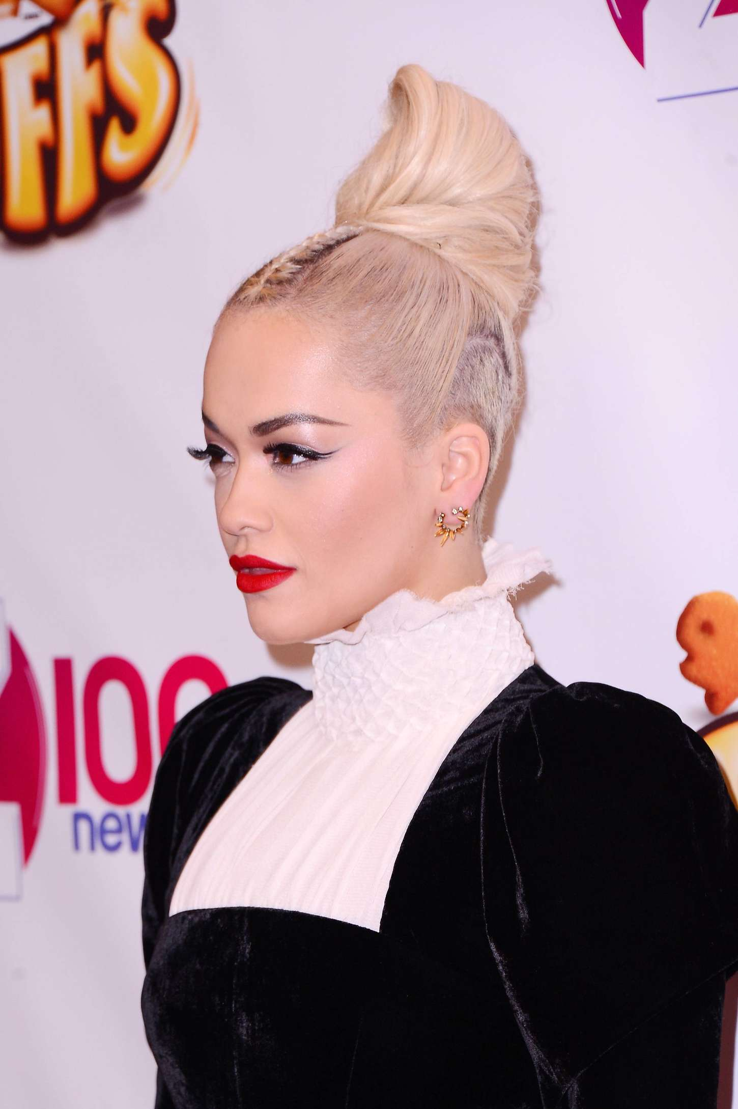 Rita Ora 2014 : Rita Ora: Z100s Jingle Ball 2014 -67