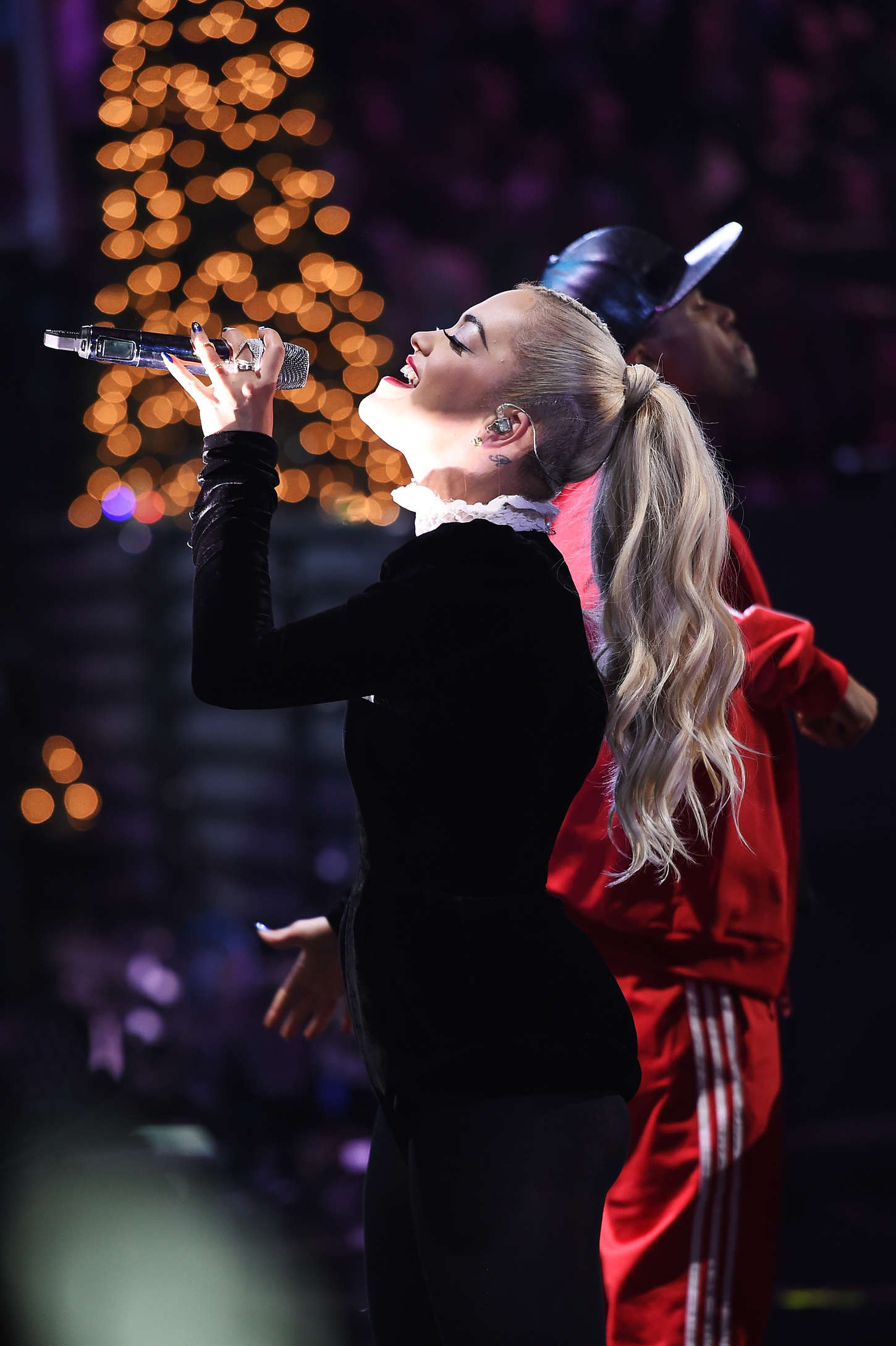 Rita Ora 2014 : Rita Ora: Z100s Jingle Ball 2014 -71