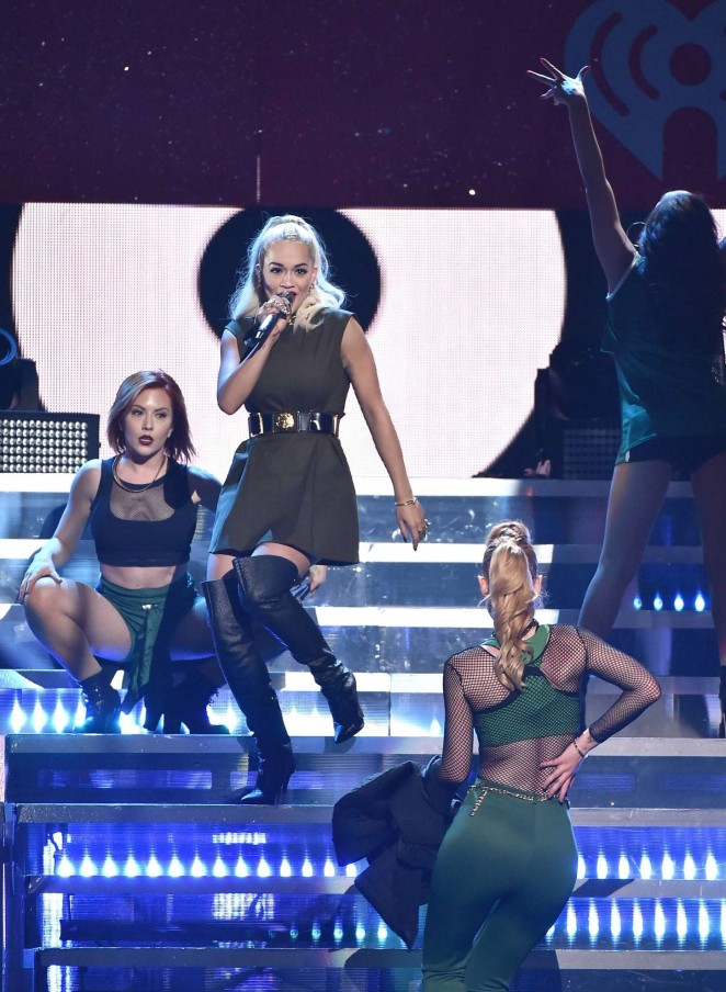 Rita Ora 2014 : Rita Ora: Z100s Jingle Ball 2014 -73