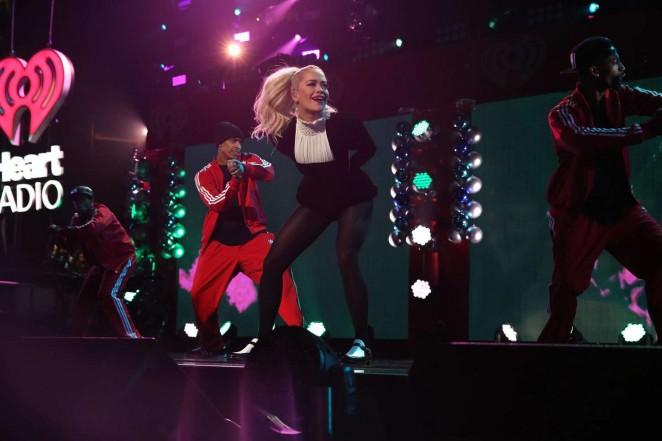 Rita Ora 2014 : Rita Ora: Z100s Jingle Ball 2014 -78