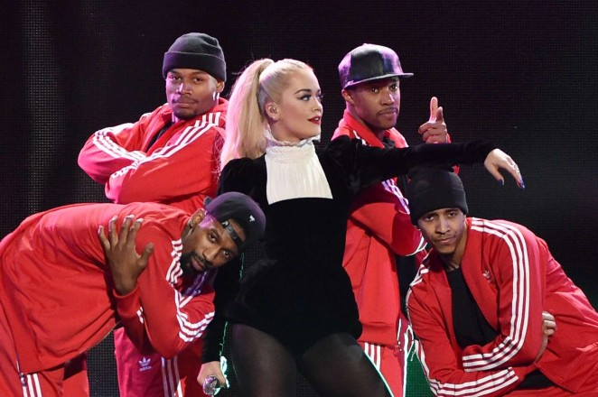 Rita Ora 2014 : Rita Ora: Z100s Jingle Ball 2014 -79