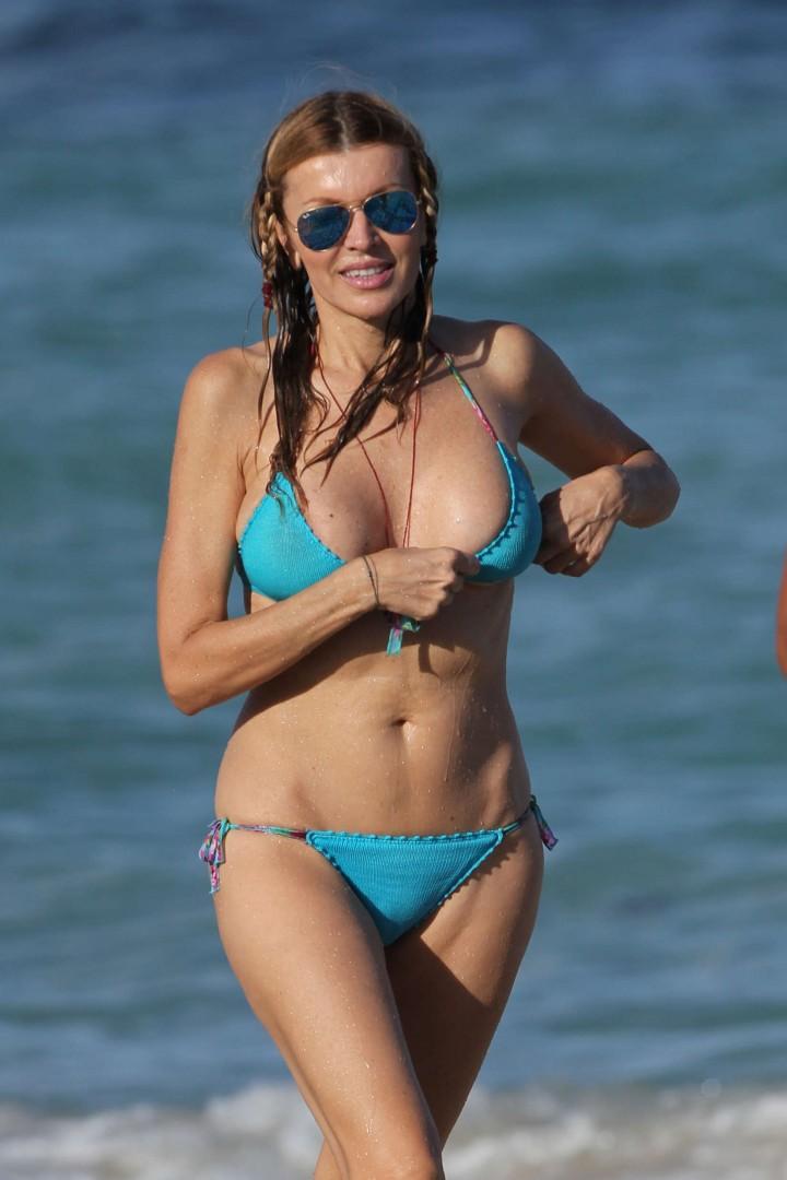 bikini Rita orange rusic