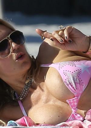 Rita Rusic Bikini pHOTOS: 2014 Miami Beach -02