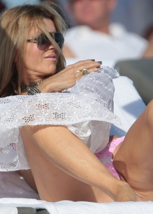 Rita Rusic Bikini pHOTOS: 2014 Miami Beach -06