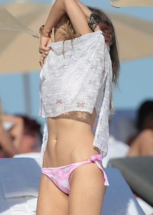 Rita Rusic Bikini pHOTOS: 2014 Miami Beach -09