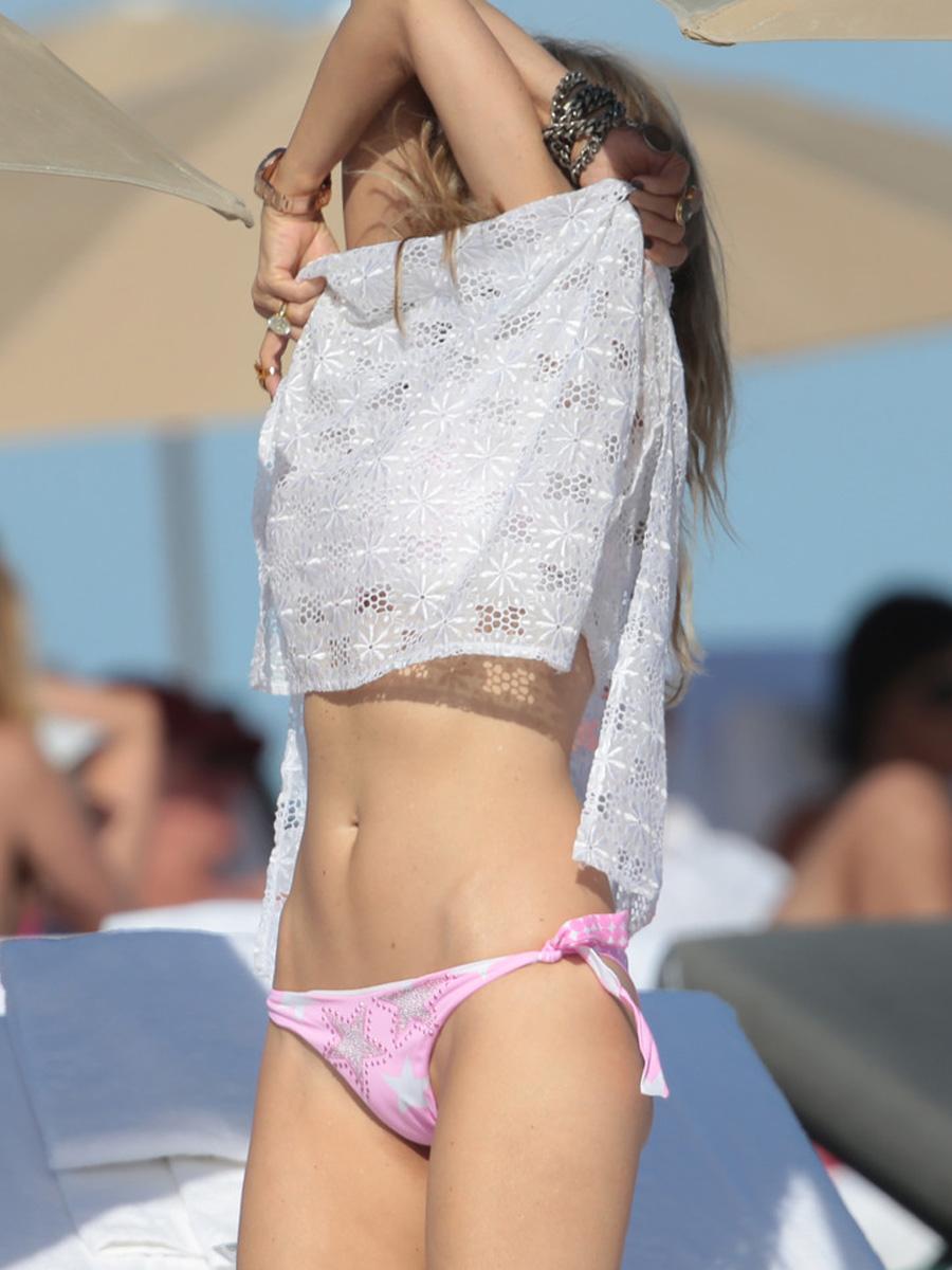 Rita Rusic 2014 : Rita Rusic Bikini pHOTOS: 2014 Miami Beach -09