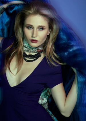 Rita Volk - Bello Magazine (December 2014)