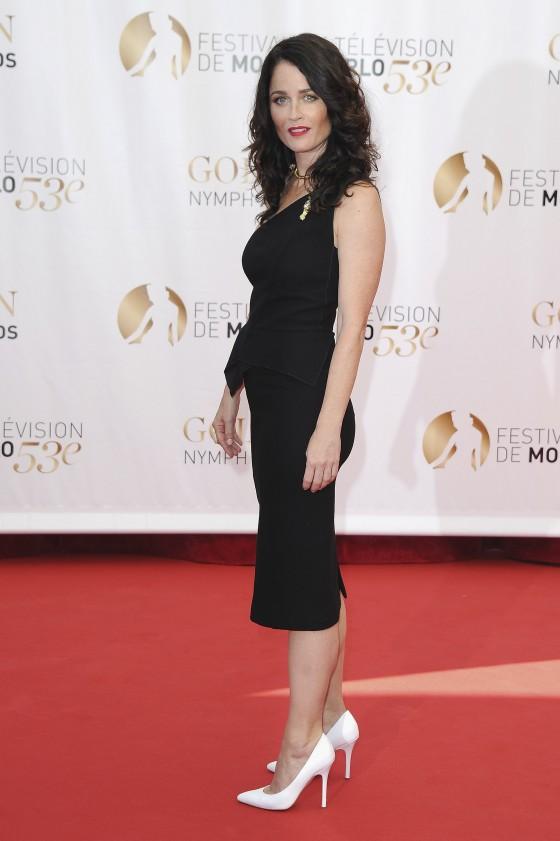 Robin Tunney – 53rd Monte Carlo Television Festival closing ceremony -09