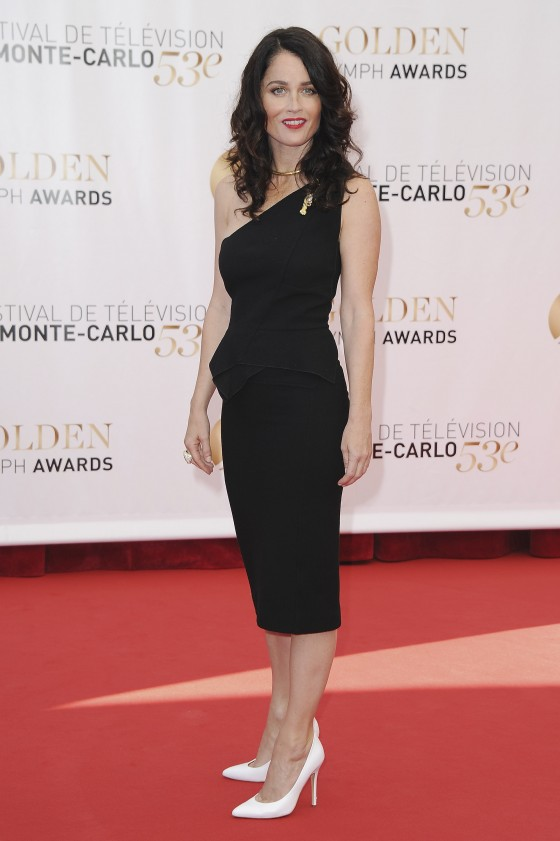 Robin Tunney – 53rd Monte Carlo Television Festival closing ceremony -18