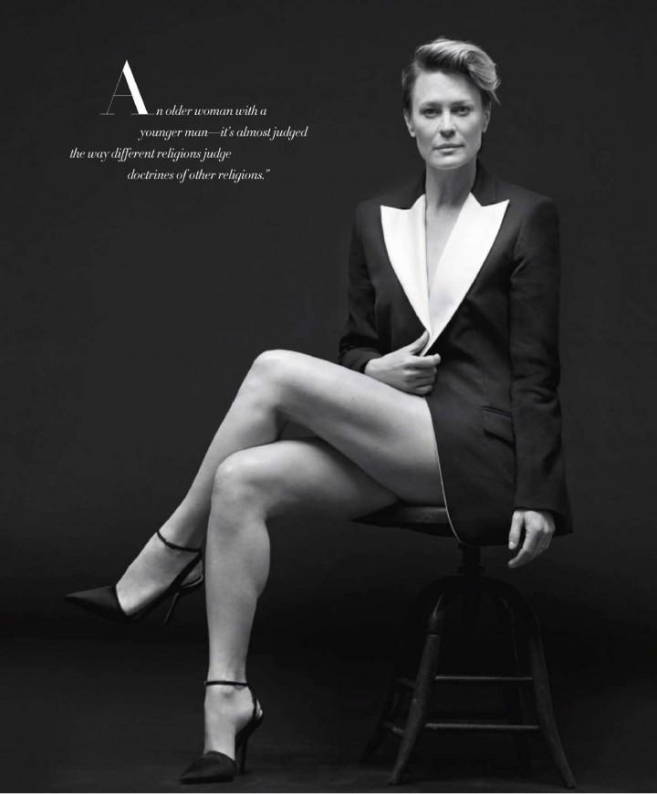 Robin Wright: Harpers Bazaar US -03