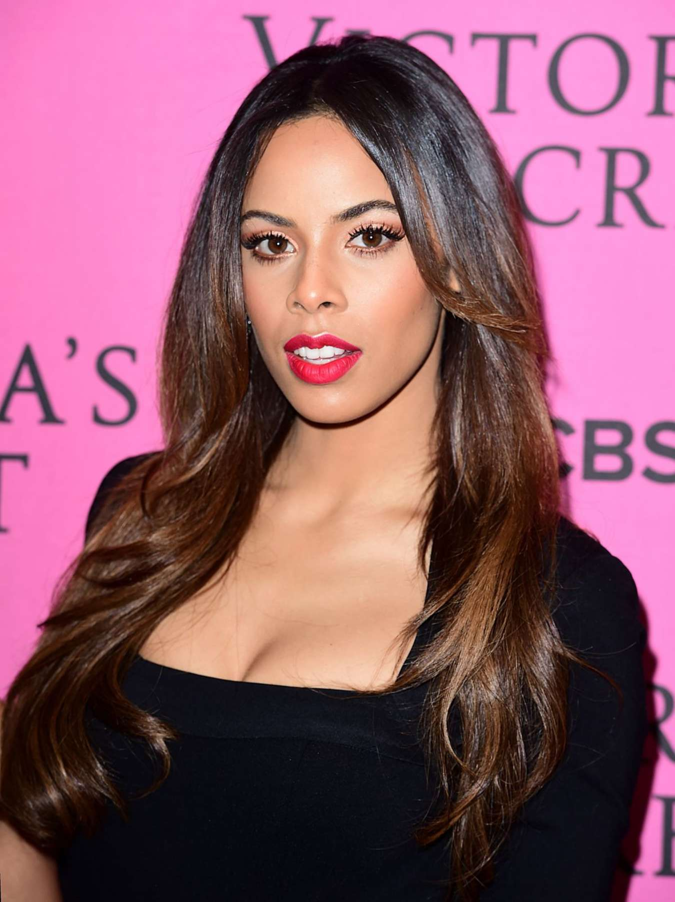 Rochelle Humes - Victoria's Secret Fashion Show After Party in London